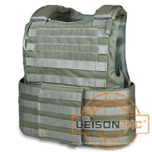 Adopts 1000D Cordura Ballistic Vest TAC-TEX Tactical Custom Concealable Bullet Proof Vest