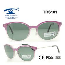 Promocional de alta calidad hermosa Tr Sunglass (TRS101)