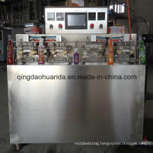 Straw Bag Filling Machine/Doypack Packing Machine/Stand up Pouch Juice Filling Machine