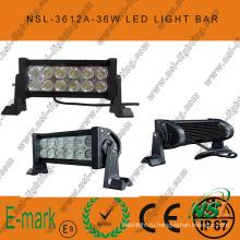 Вершина! ! ! 7inch 36W LED Light Bar, 3W Epsitar LED Light Bar Off Road Driving of LED Work Light Bar