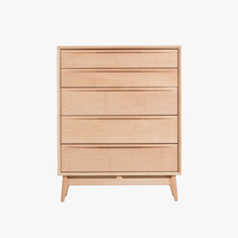 Solid Wooden Furniture Wooden Chest with Drawer