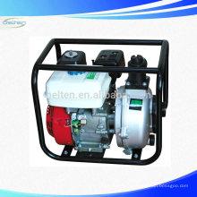 Utilisation de l'essence et de l'essence à essence Pompe à eau électrique à 3 pouces