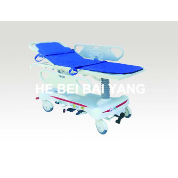 B-3 Luxurious Rise-and-Fall Stretcher Cart