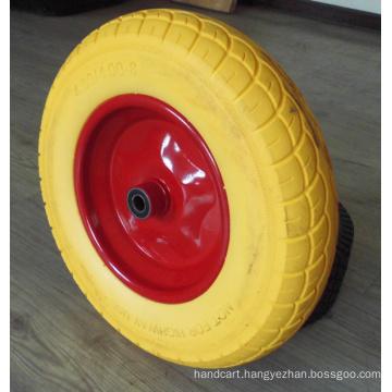 3.5-8 PU Foam Wheel