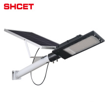 Outdoor Waterproof Road Streetlight Ip65 Smd 60w 120w 180w Integrated All in One Led Solar Street Light with Solar Panel