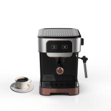Máquina de café expresso torradeira com botão giratório ajustável