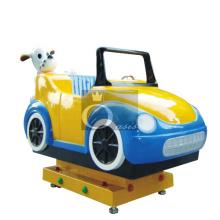 Kiddie Ride, coche de los niños (perro feliz)