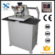2015 CE Aprovado Hydraulic Double Stations máquina de tintura durável de tinta personalizada FJXHB2-1