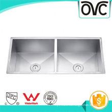 Fregadero de cocina clásico resistente más grande moderno más nuevo moderno fregadero de cocina clásico resistente más grande de gran tamaño moderno