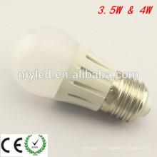 Ningbo 4w Светодиодные лампы с низким распада G45 Светодиодные лампы E27 Dimmable Светодиодные лампы