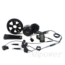 Bafang BBSHD 48volt 1000w mid-drive ebike Motor Kit with colorful display
