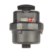 "Volumetric Piston Plastic Water Meter (1/2"" to 3/4"")"