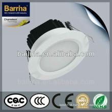 Design moderno alta qualidade redonda luminária de teto LED