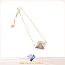 Pulsera de la joyería de la manera de la pulsera de la plata esterlina 925 Bt6574
