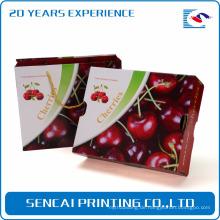 SenCai Kirsche Wellpappe Verpackung Geschenkbox