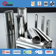 ASTM A312 Hr&Cr Stainless Seamless Steel Pipe