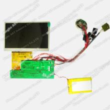 Módulo de reproductor de video, módulo MP4, módulo de video