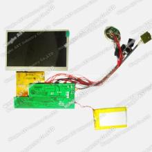 Module de lecteur vidéo, module MP4, module vidéo