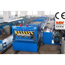 Steel deck floor roll forming machine/metal deck flooring cold roll forming machinery