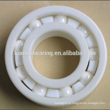 Rolamento de esferas de cerâmica completa de cerâmica cerâmica de nitreto de silício, tendo 627