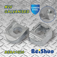 M20 Connector Beam Clamp for Steelwork Fixing