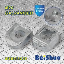 M20 Conector Beam Clamp para Fixação de Steelwork