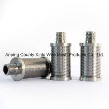 Boquillas de filtro de acero inoxidable / Boquillas de filtro de acero inoxidable