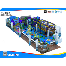 New Design of Indoor Playground