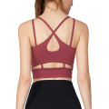Cross Back Strappy Sport-BH