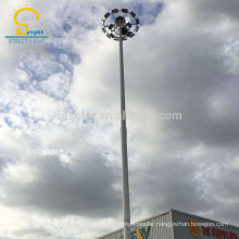 30m high brightness low-maintenance Special price high mast winch
