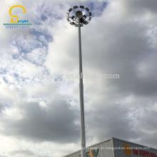 Alibaba Trade Assurance Fornecedor pólo de iluminação de mastro 30m à prova d'água