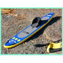 Günstiges aufblasbares Drop Stitch Surfboard mit Sitz zum Verkauf