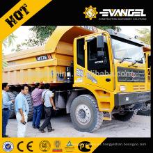 Equipo minero Camión volquete minero MT76 de 50 toneladas de carga nominal LGMG