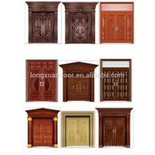 Portão exterior de luxo de alta qualidade