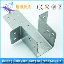 Peças de estampagem de metal de alta precisão personalizadas, peça de estampagem