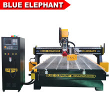 2050 Automatic Carousel Tool Changer CNC Cutting Router Machine for Corrugated Board