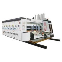 Lead Edge Feeder Printer Slotter Die Cut Machine