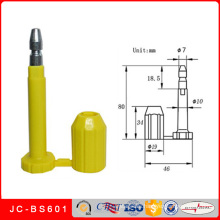 Jc-BS601 Container Safety Mechanical Bullet Bolt Seal