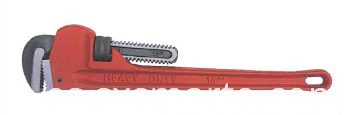 Pipe Wrench Heavy Duty