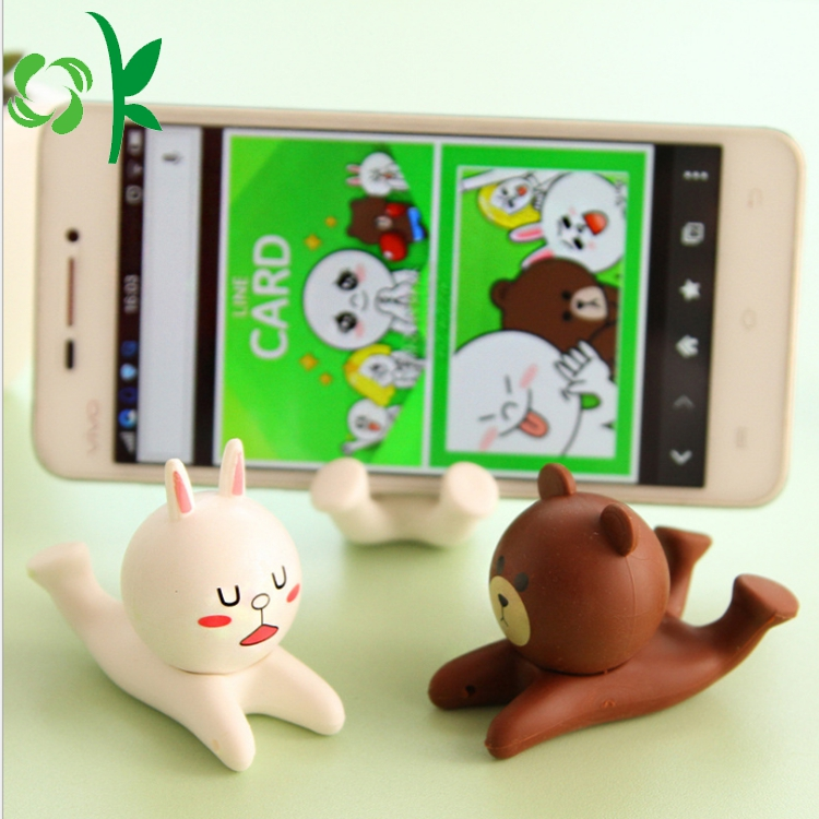3d Silicone Phone Stand