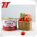 Оптовая торговля консервированной и Пакетику томатный пасты с абсолютно Йоли