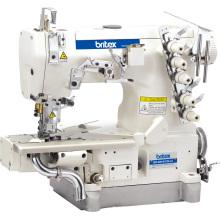 Máquina de costura de bloqueio do cilindro-cama br-600-01CB alta velocidade