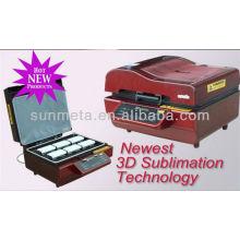 3D sublimation vacuum machine phone case printing machine---MANUFACTURER