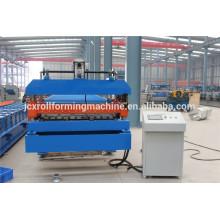 Máquina de formação de rolo de telhado a baixo preço da China top supplier