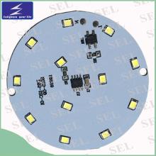 Cubierta 5W Downlight 4 5 6 pulgadas LED Downlight PCB