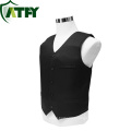 Kevlar Ballistic Lightweight Concealable  Vest  Bullet proof Custom Vest for military and police