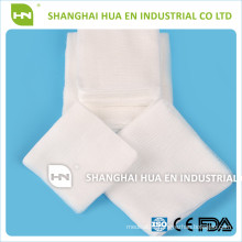 CE FDA ISO certificated Surgical Absorbent Cotton Gauze Swab