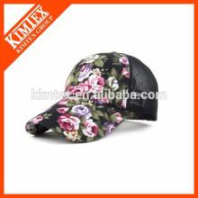 Напечатанный бейсбольной кепкой кепки типа Trucker