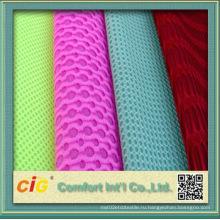 100% полиэфирная ткань с воздушной сеткой