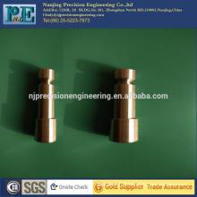 Precision titanium rod machining,cnc machining motorcycle parts